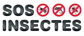 SOS Insectes Logo